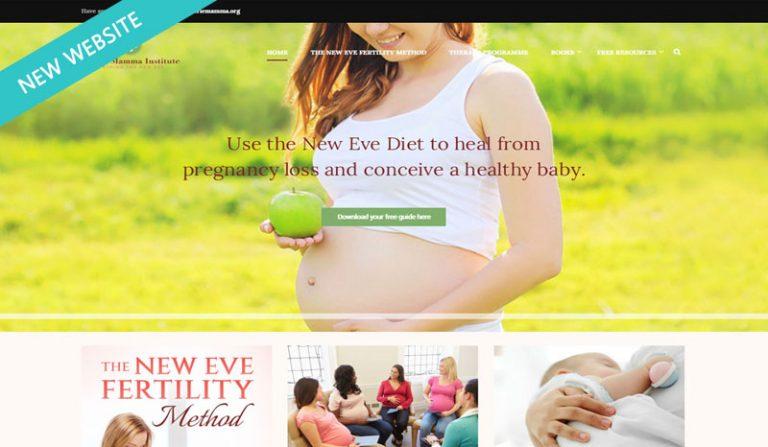 Cherie Mamma New Website